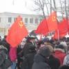 Митинг и концерт в честь освобождения Рузы